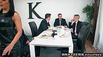 Brazzers - Real Wife Stories -  The Dinner Party scene starring Adriana Chechik, Keiran Lee, Ramon, Vorschaubild