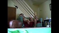 Living Room Pissing 3
