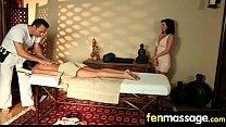 Massage Couple  Both Get Happy Endings 22 Endings 22