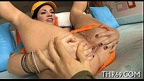 Oral stimulation and vaginal teen sex thumbnail