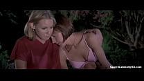 Kim Cattrall Cynthia Stevenson in Live Nude Girls 1995