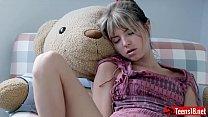 Teen Gina Morena Selfie Masturbating