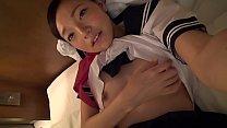 【Kiwame.tv】援交Jkが父親の友人に中出しまで許してしまう