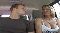 Wife hardcored in van