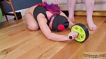 Teen trio hd and teens getting naked on webcam xxx Ass-Slave Yoga Thumbnail