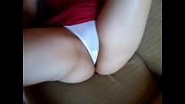 nadia white porn: esposa de calcinha thumbnail