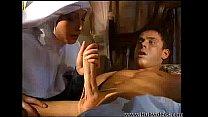 Italian Nun Does Anal 00