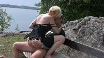 Две девушки и транс смотреть порнуху