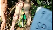 菲兒 被捆綁放置在樹上的少女 大聲呼救引來狼群 玩弄一番 從地上玩到水中 第一期-成人电影 强奸乱伦 三级片