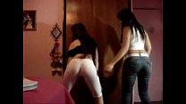 Valentina Ignacia Bailando Con Una Amiga I Vorschaubild