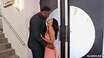 Adriana Chechik - Anal Sex with Big Black Cock