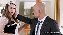 Private.com - Horny Maid Sofia Curly Gets Boss Cum Facial! Vorschaubild