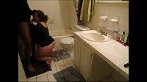 Fat White Girl Fucked in the Bathroom صورة
