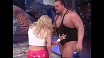 WWE - Rare Celebrity Nude WWF - WWE Divas Torrie Wilson Yanks Down Stacy Keibler S Skirt.jpg
