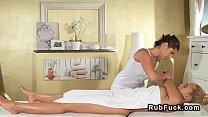 katrina fucking vedio ⁃ Busty lesbo gets first time massage thumbnail