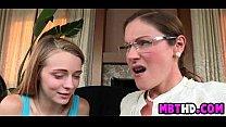 Mother teaches daughter sex  2  003 pornhub video