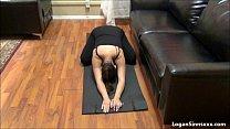 Pregnant Yoga Sex POV HD