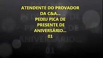 COMI O ATENDENTE DA C&A - PARTE 1