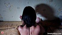 Sexy Teen Get Fuck her Pussy Closeup - Free Version Vorschaubild
