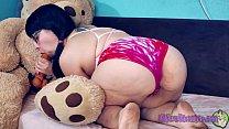 Play Time with Kiwwi - Teddy Bear Fuck! *Full v...