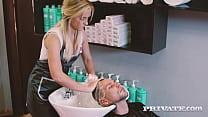 TelexPorn.com - Private Presents-XXX Hair Salon -Trailer 2017 pornhub video