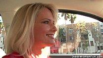 Blonde soccer milf takes cumshot tumblr xxx video