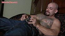 latino tattooed thug latino Bi
