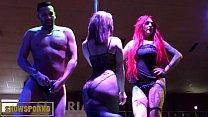 pornstars show on the pole dance thumb