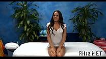 Babe gets rod in snatch - Download mp4 XXX porn videos