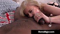 Rome Major Rams Blonde Milf Nina Hartley With BBC! thumbnail