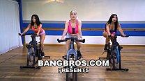 BANGBROS - Latina Rose Monroe's Sexercise Spin Class (ap16089) thumbnail