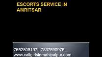 Hot Call Girls And Escorts Service In Amritsar