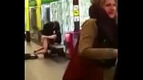 Follando en el metro de Barcelona [Remake L'Amour] preview image