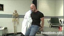 Kinky Doctor Gives A Bondage Check Up