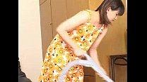 Vacumming her Panties