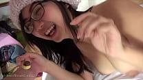 Homemade Asian exgf blowjob busty teen pornhub video