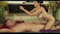 Missy Martinez hot nuru massage