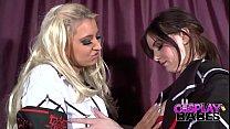 Screenshot Sexy Busty Lesbian Cosplay