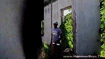 Black huge cock - Jose Amando from Hammerboys TV thumbnail