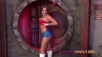 Huxly's Revenge On Wonder Woman