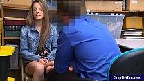 milf tutor: Shoplifter kimmy granger gets boned hard thumbnail