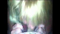 Blond MILF wants hot sperm on her face thumbnail