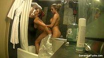 Samantha Saint Sexy NY Shower Thumbnail