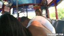 2 Hot Latinas Share Cock thumbnail