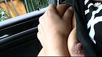 Dirty Italian Bitch show her Pussy in the Park thumb