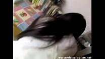 Video bokep cewek cantik lagi nelpon sambil digenjot pacarnya