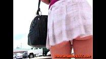 Порно с мулатками за деньги на улице