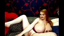 HUGE sexy tits teasing on webcam - myslutcams.net pornhub video