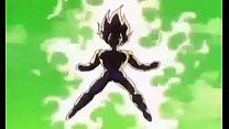Dragon Ball Z AMV Goku and Vegeta Time of Dying