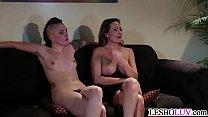 Prison lesbians featurette talk